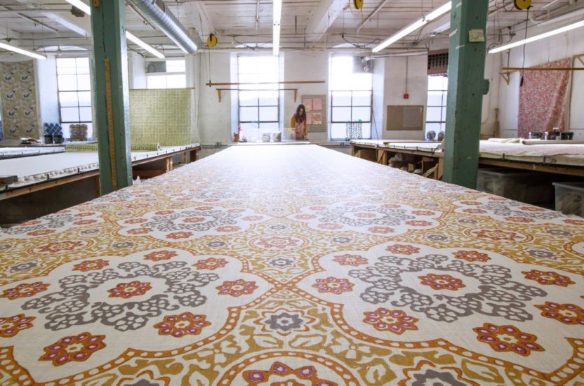 Behind The Scenes – How Fabrics Are Printed